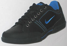 Mens NIKE COURT 6T5 EU Black Leather Trainers 354495 040 UK 6 EUR 40 US 7