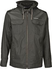 NEW Fly Racing Men's Waxed Jacket w/ Removable Hood