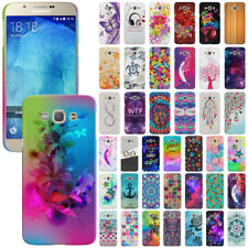 For Samsung Galaxy A8 A8000 Various Design Protector Hard Back Case Cover Skin
