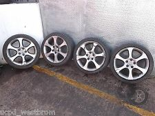 """Honda Civic 2006-2011 18"""" Set of 4x ALLOY WHEELS and TYRES 225/40 R18 Refe. D20"""
