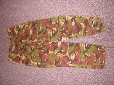 Genuine British Army Soldier 95 Trousers Woodland DPM Camouflage