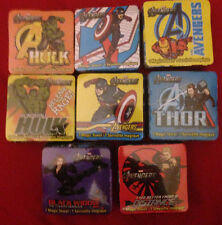 The Avengers Magic Towel Hulk Thor Iron Man Black Widow Hawkeye Captain America