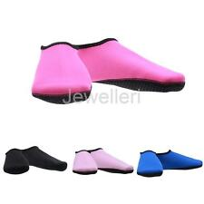 Water Sports Surfing Aqua Socks Yoga Scuba Diving Socks Beach Swim Slip On Shoes