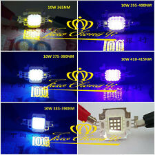 10W 45mil High Power LED UV Light Chip 365nm  385nm 395nm 410nm Ultra Violet
