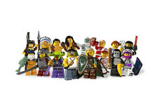 LEGO SERIES 3 MINIFIGURES 8803 CHOOSE YOUR OWN NEW IN SEALED PACKETS FREE P&P