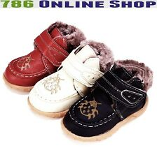 Childrens Shoes Baby winter shoes (135A) winter boots Boys,Girls Boots New
