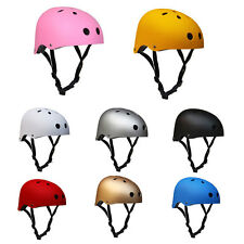 New Adults Child BMX Lid Helmet Protector Apex Teens Bike Cycling Sport Helmets