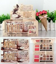 8 Colors Makeup Urban Nude 8 Eyeshadow&2 Blush Palette Ombres A Nue/NUDE NAKED4