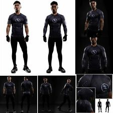 DC Superhero Comic Black Flash T-Shirt Short Long Sleeve Sport Men's Cycling Top