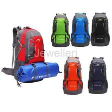 60L Outdoor Backpack Sport Camping Hiking Climbing Travel Rucksack Luggage Bag