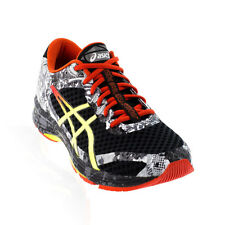 Asics - Gel Noosa Tri 11 Running Shoe - Black/Flash Yellow/Orange