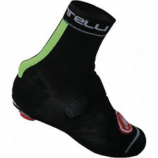 Castelli Belgian Bootie 4 Cycling Shoe Covers 4514544-321 - Black/Yellow Fluo
