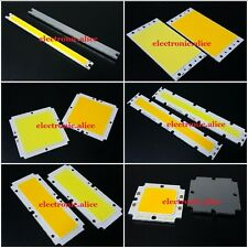 12V 24V 36V 5W 10W 50W COB LED Square/ Strip Light Lamp Bead Chip diy Long Life