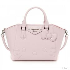 Hello Kitty x Samantha Thabasa Tote Shoulder Bag Handbag Purse from Japan T3533