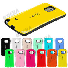 High Impact iFace Glossy Shockproof Armor Hard Case Shell For Samsung S & Note