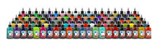 Starbrite Authentic  Tattoo Ink - Colors Group Set 1 oz