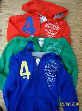 "AEROPOSTALE 1987 ""HUDSON ST. CREW"" COTTON/POLY CLASSIC HOODIES LIST $49.50"