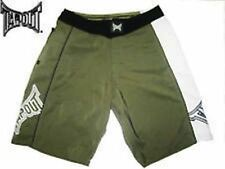 New! Tapout Men's Mixed Martial Arts MMA Shorts - Green Black White -  UFC RARE