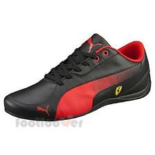 Shoes Puma Drift Cat 5 SF 305824 01 Man Racing Sneakers Scuderia Ferrari Black