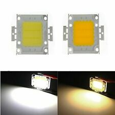 10-100W Cool/Warm White Lamp Chips High Power 30Mil SMD LED Bulb For Flood Light
