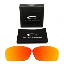 Optico Replacement Polarized Lenses for Oakley Hijinx Sunglasses Sport Red