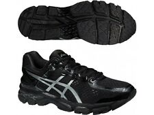 SALE NEW MENS BLACK ASICS GEL KAYANO 22 RUNNING SHOE RUNNER RRP $260 T547N 9993
