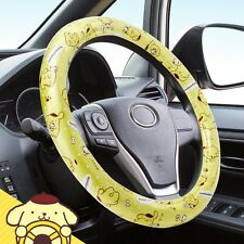 Pom Pom Purin Gudetama Car Steering Wheel Holder Covers Sanrio from Japan S5363