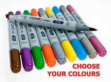 Copic Ciao Twin Tip Marker Pens ( All Colours - Code YG & YR )