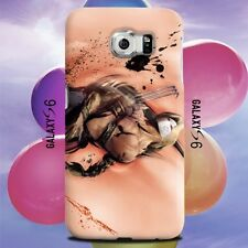 Street Fighter Fan Art Design for Samsung Galaxy Cover Case