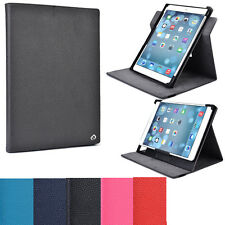 "Premium Rotational Tablet Cover Case for 9.5"" Device w/ Stand Feature"