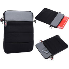 """Tablet Carrying Bag Case Extra External Pouch for Lenovo IdeaPad 11.6"""" Tablet"""