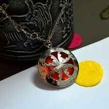 Vintage Locket Necklace Perfume Fragrance Essential Oil Aromatherapy Diffuser