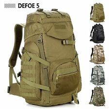 Tactical Military Ultra-light Backpack Molle Camouflage Travel Outdoor Sports