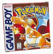 Pokemon Red Version (Nintendo Game Boy, 1998)