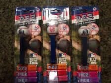 3 New York Yankees Pez Dispensers 27 Time World Series Champions WS 2009