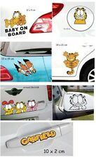 Car Decal/Sticker of Garfield for Car/Truck/Window/Household (light reflection)