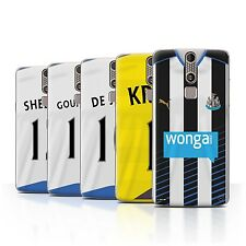 Official Newcastle United FC Case for ZTE Axon Mini /NUFC Home Shirt/Kit 15/16