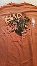 BUCK WEAR - Bad To The Bow - MENS Tee