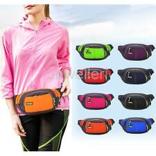 Outdoor Nylon Waist Bags Sport Travel Pocket Backpack Chest Pouch