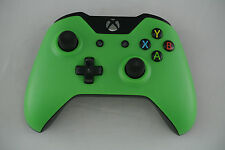 Microsoft Xbox One Wireless Controller Matte Green Custom LED Mod