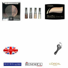 100% Branded EYESHADOW NEW LOreal Rimmel Maybelline sale cheap HuMAN's