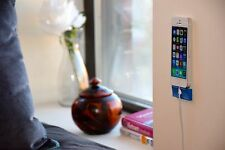 Mountable Mini - iPhone Wall Charging & Docking Station!