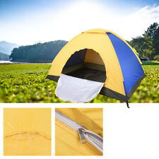 Waterproof Large Space Tent Hiking Travel Camping Napping Two Sizes Outdoor Tent
