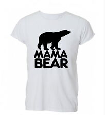 Mama Bear Mum Mom Mothers Day Gift Mens Womens TShirt T-Shirt