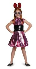 Powerpuff Girls Deluxe Blossom Child Costume, Pink, Disguise