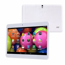 32GB Phablet 10.1 Inch 3G Phone Call Android Dual Core Tablet WiFi GPS Bluetooth