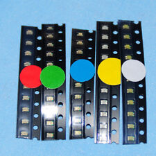 0805 SMD LED Diodes Light Emitting Diodo Mix Bright Red Blue Yellow White Green