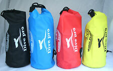 Dry Bag Dive Pro waterproof Pouch Duffle bag Roll bag 10 Liters