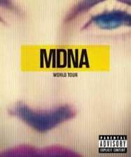 MADONNA MDNA WORLD TOUR DELUXE CD X 2 + DVD NEW