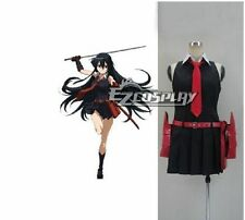 Akame ga KILL! Night Raid Akame Cosplay Costumes Custom Made-Free shipping